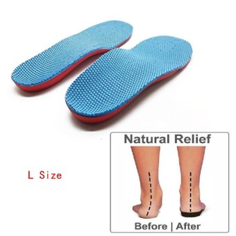Vococal Flatfoot Correction Pain Relief Shoe for Children (Blue) -