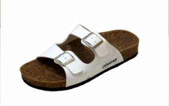 Walton Flat Sandal AM027001 (white)