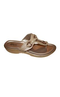 Walton T-Strap LS-855 Sandals (Tan) - picture 2