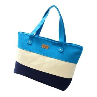 Women Canvas Handbags Shoulder Messenger Bags Multicolor