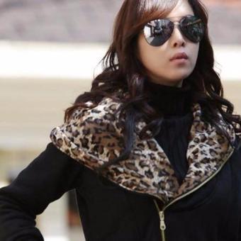 Women Coats Lady Winter Warm Hoodies Sweatshirt Slim Fit Long Outerwear(Black) - intl - 2