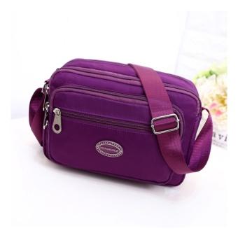 Women Crossbody Waterproof Nylon Messenger Shoulder Bags - intl - 2