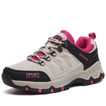 Women outdoor sport shoes casual shoes hiking shoes lover Climbingshoes - 2
