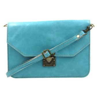 Women's High Toned Sling Bag (Light Blue) - picture 2