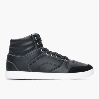 World Balance Mens Beat Sneakers (Black)