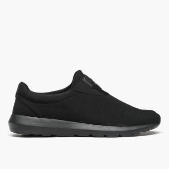 World Balance Mens Liteflex Sneakers (Black)