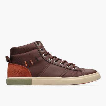 World Balance Mens Rogue Sneakers (Brown)