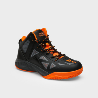World Balance Three Pointer Basketball Shoes (Black)