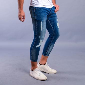 Wrangler Elvis Jeans (Ripped Broke) - 2