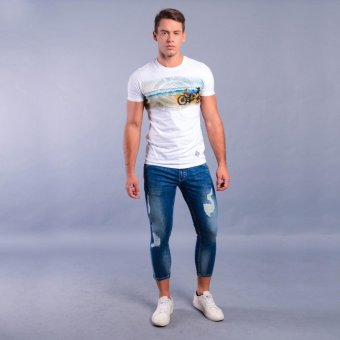 Wrangler Elvis Jeans (Ripped Broke) - 4