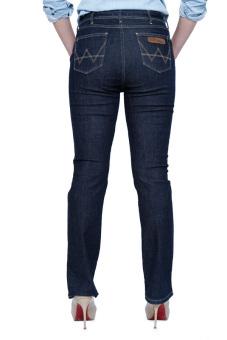 Wrangler Ladies Tina Jeans (Electric Indigo) - 4