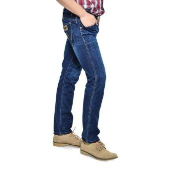 Wrangler Men's Spencer Denim Pants (Ice Cool) - 3