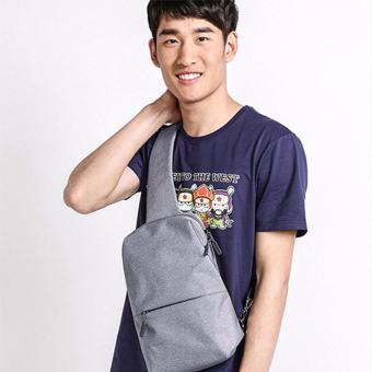 Xiaomi Multifunction Shoulder Bag(gray) - 4
