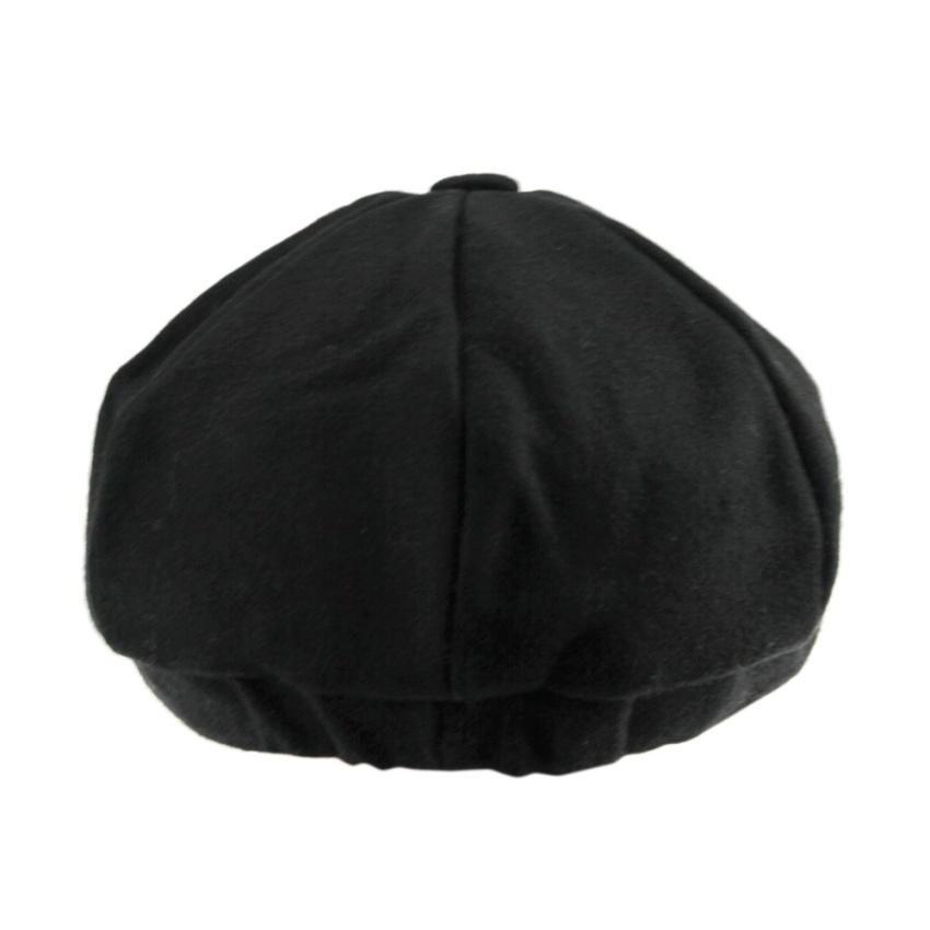 e3184780454 ... XKP Fashion Unisex Newsboy Cap Warm Wool Blend Flat Tweed  CapCheviotberet Applejack Gatsby Ivy Hats Cabbie ...
