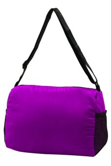 YINJUE 1012 Foldable Womens Body Bag (Purple) - picture 2