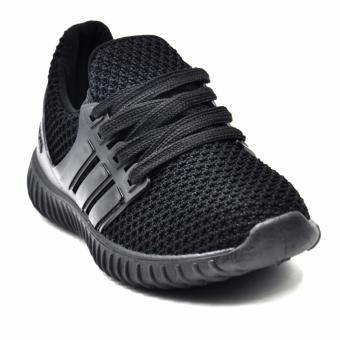 ZAC | A-01 Unisex Fashion Sneakers Kids Shoes (Black) - 2