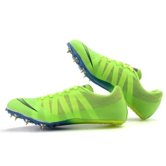 ZANT Track Sports Running Shoes Spike Spikes Athletics TrainingShoes (Green) - intl - 3