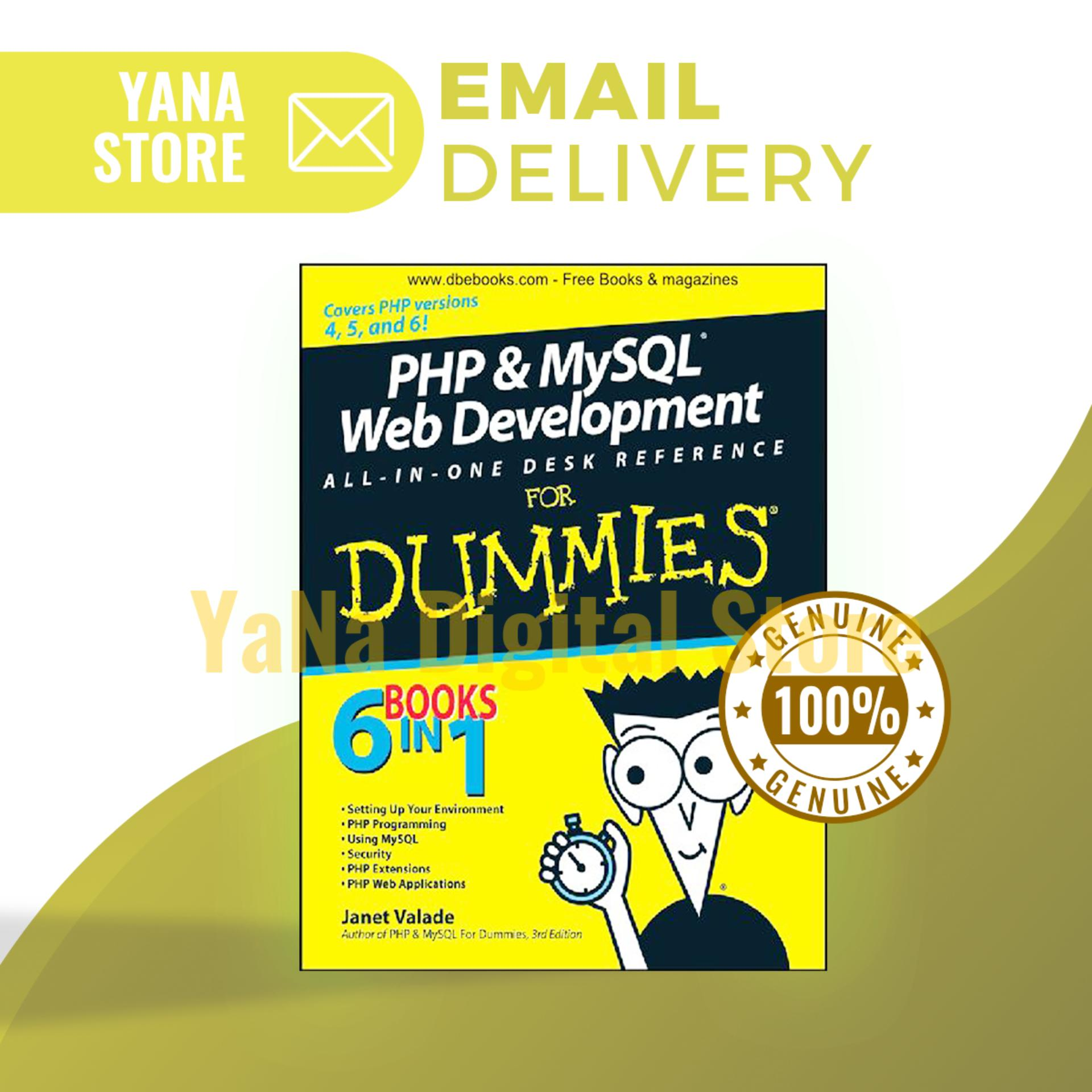 Excel VBA Programming For Dummies - PDF - Instant Email Delivery
