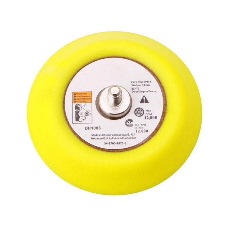 2 inch Polishing Sander Backer Plate Napping Hook Loop Sanding Disc Pad