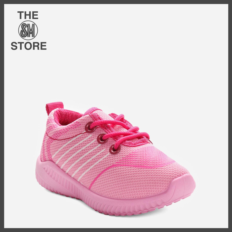 Sugar Kids Girls' Levern Rubber Shoes