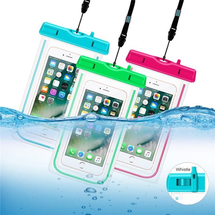 Waterproof Phone Case Iphone Waterproof Case Cellphone Waterproof Case  Waterproof Underwater Case Dry Pouch For Mobile Android Smartphone And  Iphone 6