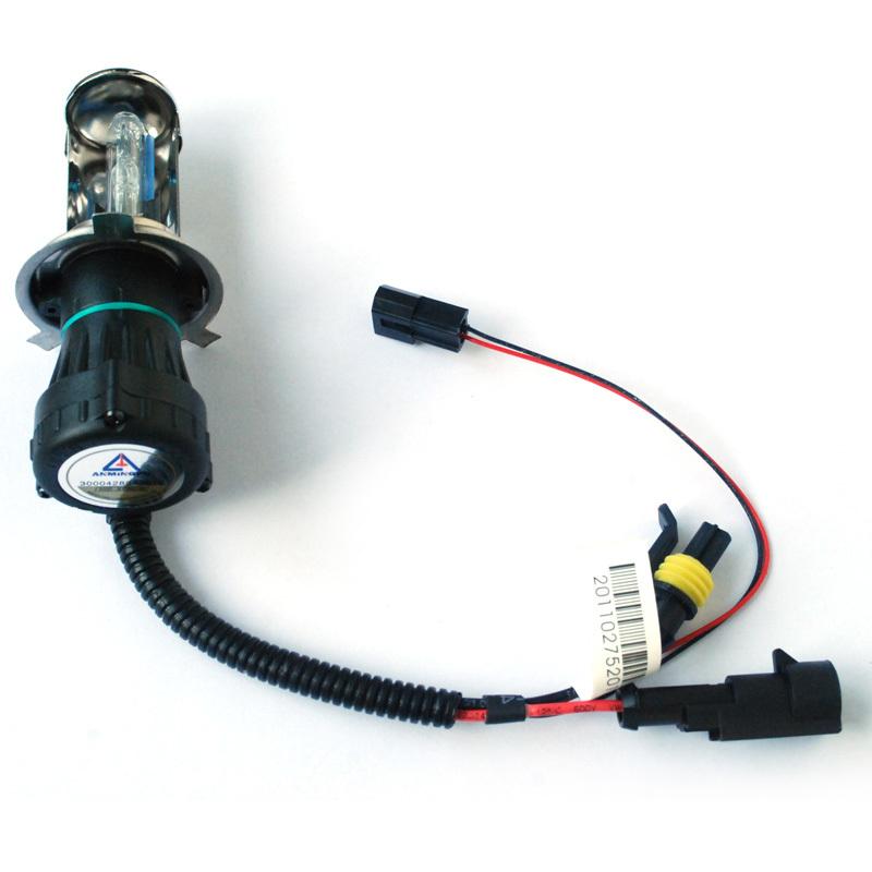... 1 Pair H4 35W HI/LO Beam Bi-Xenon HID Conversion Kit Light Bulbs ...