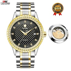 Tevise Luxury Brand Watch Mechanical Watch Men Business Wristwatches Automatic Watches Men Clock Moon Phase Relogio Masculino 795b - intlPHP1818. PHP 1.819