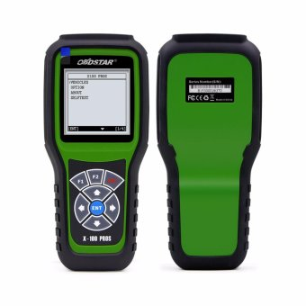 100% Original OBDSTAR X-100 PROS Auto Key Programmer (C+D) Type forIMMO+Odometer+OBD Software - intl Price Philippines