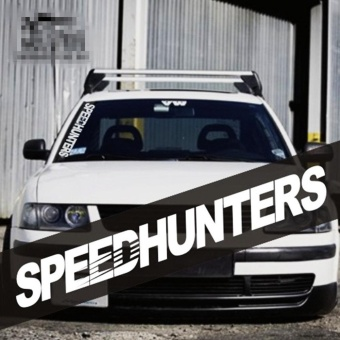 10cm*50cm Speed Hunters Personality Reflective Car Sticker/Decalfor Car and Motorcycle - intl