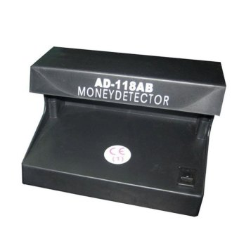 118AB Electric Money Detector (Black)