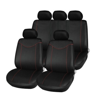 11pcs Car Low-back Seat Cover Set Anti-Dust Auto Cushion Protector - intl