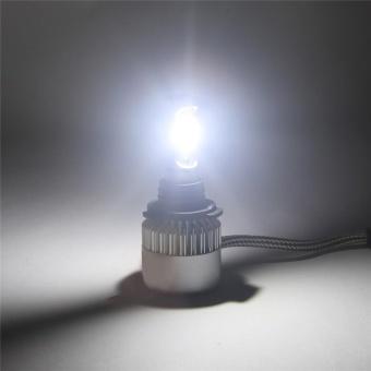120W 9005 HB3 12000LM COB LED Car Headlight Kit White Beam 6000K Bulb 2-Side - intl - 5