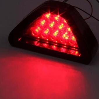 12LED Car Vehicle 3rd Brake Light Lamp High Power(RED)