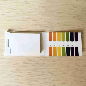 1600PCS Strips PH Test Strips PH Full Range 1-14 Full Range TestPaper Strips pH Indicator Analyzers pH Testing Tools - intl Price Philippines