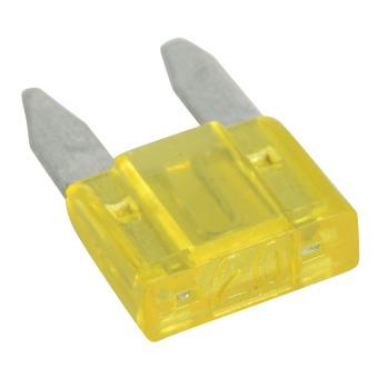 1Pcs In-Line Car Mini Blade Fuse Holder Waterproof 14AWG 20A12V/24V/32V DC - 3