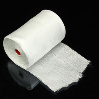 1x Fiberglass Cloth Tape E-Glass 100mm x 30m Glass Fiber Plain Weave Joint Strap - 2