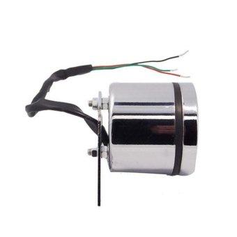 2 In 1 Universal Digital Display Waterproof LED Voltage MeterTachometer For DC 12V Motorcycle - intl - 3