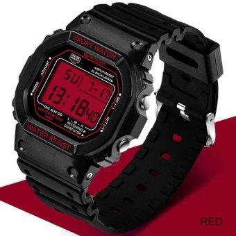 2017 New Brand SANDA Fashion Watch Men G Style Waterproof SportsMilitary Watches Shock Men's Luxury Analog Quartz Digital Watches329 - intl - 2