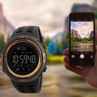 Philippines 2017 NEW Men s Smart Sport Watch New SKMEI Brand Bluetooth CaloriePedometer .