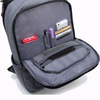 2017 Tigernu Mochila for Laptop 14.1-15.6Inch Notebook Computer Bags Men Backpack T-B3090 (Grey) - intl - 2