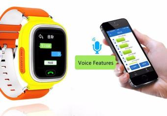 2Cool Kids Smart Watch with Touch Screen Phone Call WiFi PositionAnti Lose SOS GPS Tracker Children SmartWatch for iPhone Android -intl - 2