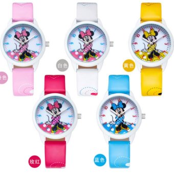2Cool Mickey Kids Watch for Girls Lovely Princess Watch - intl