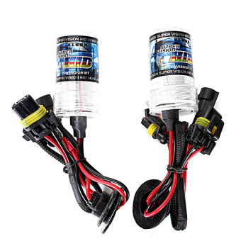 2PCS 55W XENON HID Replacement Light Bulbs H1 8000k 3200LM+-300