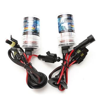 2PCS H8 35W XENON HID Replacement Bulb 10000k 2000LM+-200