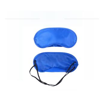 3 IN 1 Travel Essential Inflatable Pillow+Patch+Earplug Travel SetInflatable Neck Cushion Pillow + Eye Patch+Earplug for Travel - 3