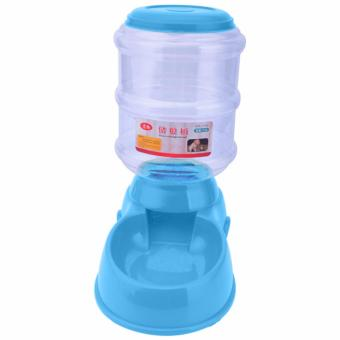 3.5L Pet Dog Cat Automatic Feeder Animal Pet Bowl - intl