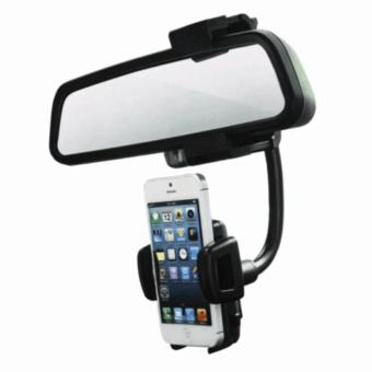 360 Rotation Car Rearview Mirror Mount Holder