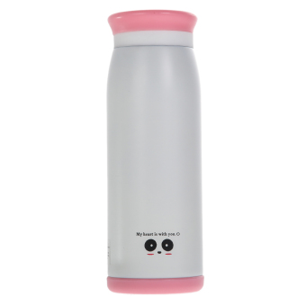 500ml Thermos Mug Insulated Tumbler Travel Cups Stainless SteelPanda - 3