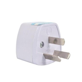 5PCS High Quality Universal Power Adapter Travel Adaptor 3 Pin AU Converter US/UK/EU To AU Plug Charger for Australia New Zealand - intl - 2