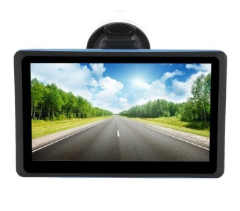 7 inch TFT-LCD screen Bluetooth Automobile Data Recorder Driving Recorder Car Recorder Vehicle Backup Cameras - intl
